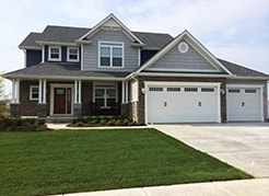 The Peyton - Two Story Model Home